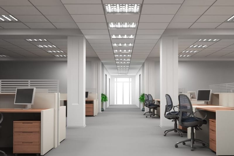 Cooper Weston Electrical Office Referbishments London, Surrey and Sussex