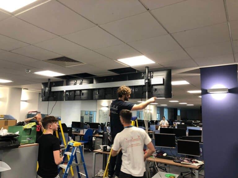 Audio Visual Electrical Installation London