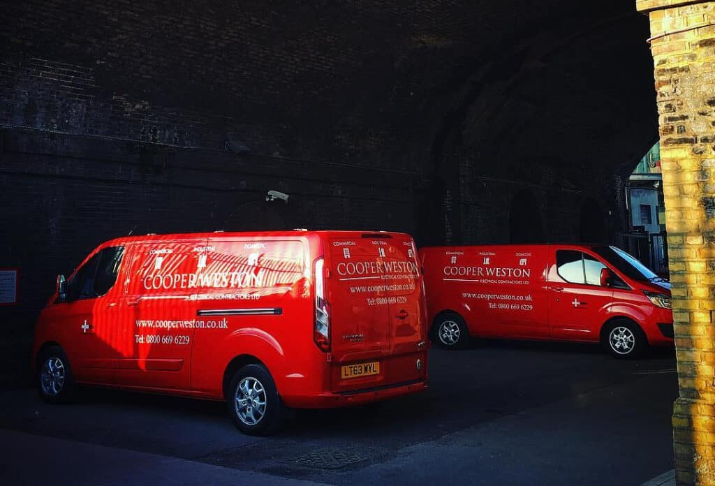 Cooper Weston Electrical Project Management London, Sussex and Surrey