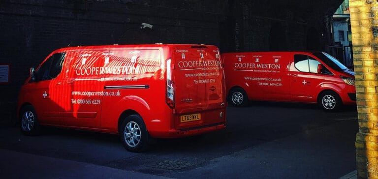 Cooper Weston Electrical Project Management Sussex
