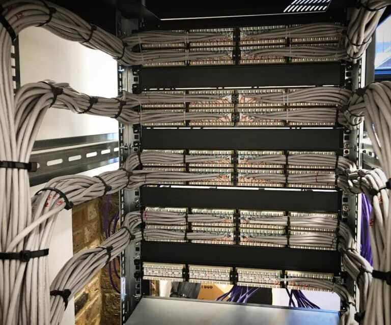 Data Network and Cabling Installations London