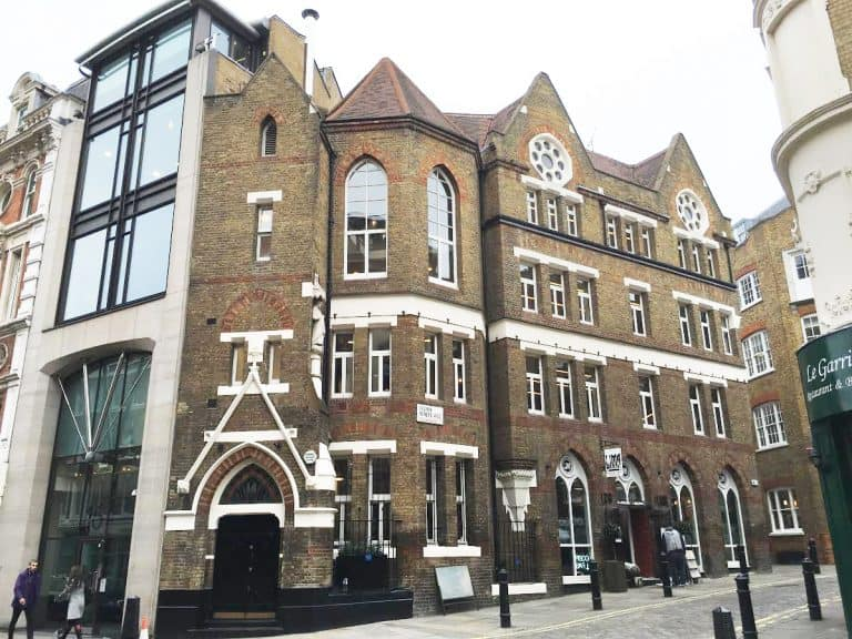 Electrical Installation to an Office Covent Garden London