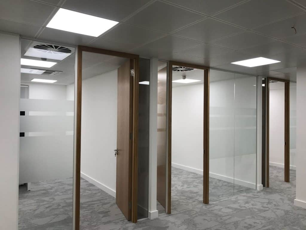 Electrical Office Refurbishment in Pall Mall London