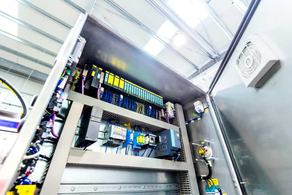 Facotry and Warehouse Control Panel Installation