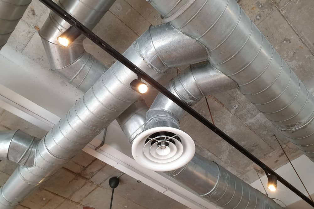 Facotry and Warehouse Heating Ventilation Wiring London