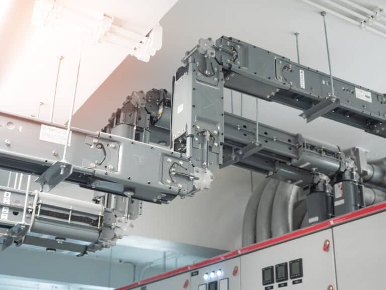 Factory and Warehouse Busbar Trunking