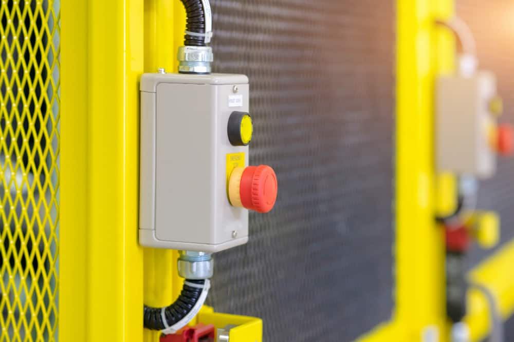 Factory and Warehouse Machinery Safety Systems