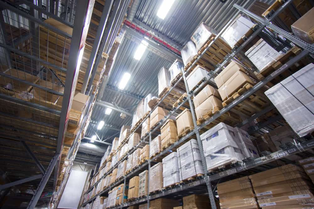 Warehouse and Factory Electrical Engineers London