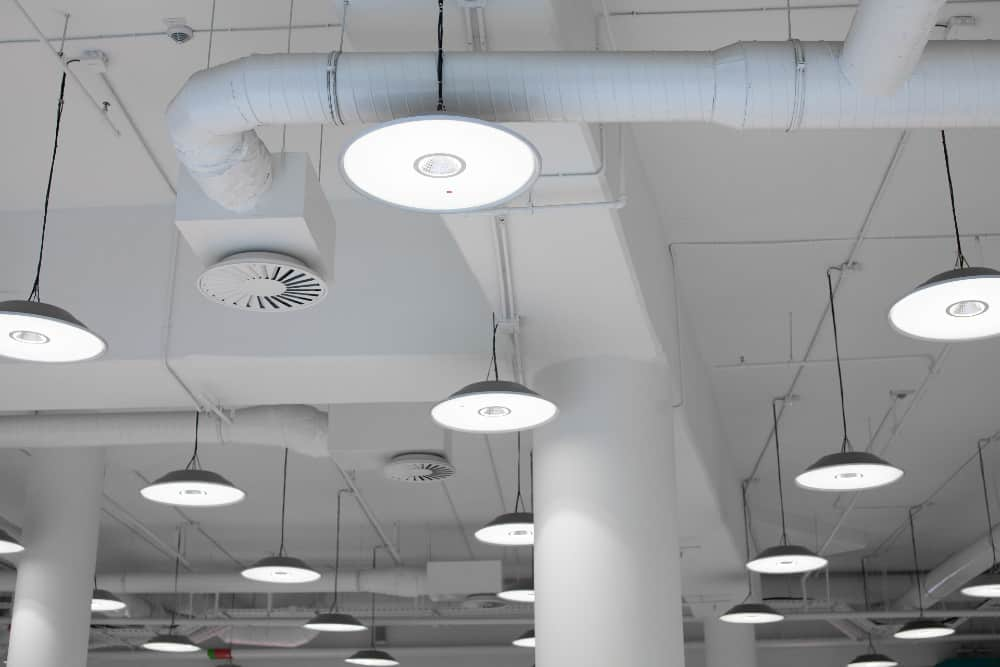 Warehouse and Factory Lighting Upgrades