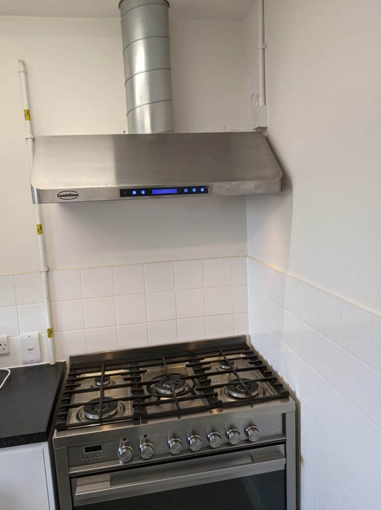 Electrical Work in a Commercial Kitchen in Sussex