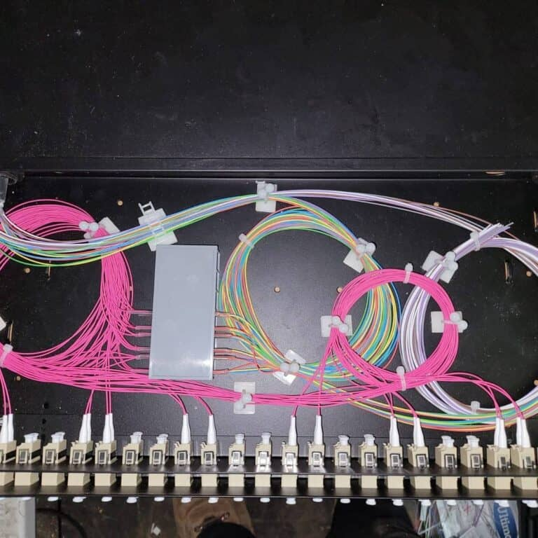 New Fibre optic cable install Tadworth Surrey