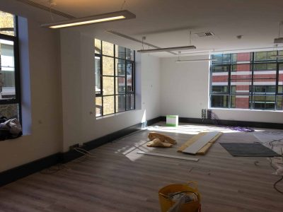 Electrical Office Refurbishment Blackfriars London